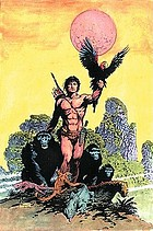 Edgar Rice Burroughs' Tarzan of the apes