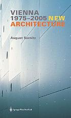 Vienna : new architecture, 1975-2005