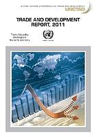 Trade and development report, 2011