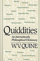 Quiddities : an intermittently philosophical dictionary