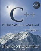 The C++ programming language [C++ 11]
