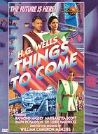 H.G. Wells' Things to come