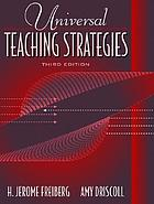 Universal teaching strategies