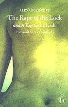 The rape of the lock ; and, A key to the lock