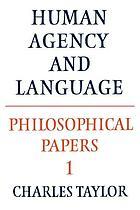Human agency and language