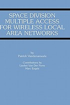 Space division multiple access for wireless local area networks