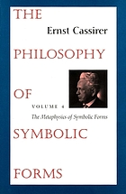 The philosophy of symbolic forms;