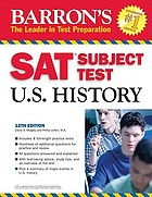 Barron's SAT subject test in United States history