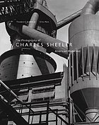 The photography of Charles Sheeler : American modernist