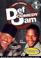 Russell Simmon's Def comedy jam all stars 1