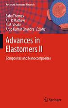 Advances in elastomers II : composites and nanocomposites