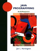 Java programming : an IS perspective