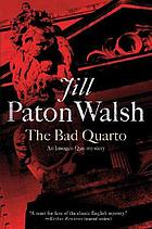 The bad quarto : an Imogen Quy mystery