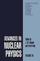 Advances in nuclear physics. Vol. 26