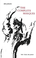 Ben Jonson : the complete masques