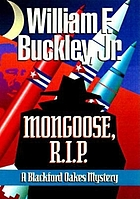 Mongoose, R.I.P. : a Blackford Oakes novel