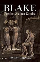 Blake : prophet against empire