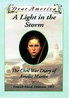 A light in the storm : the Civil War diary of Amelia Martin