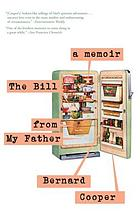 The bill from my father : a memoir