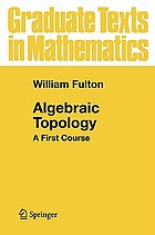 Algebraic topology : a first course