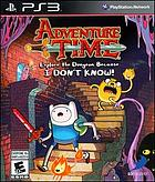 Adventure time : Explore the dungeon because I don't know!.