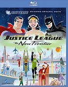 Justice League. / The new frontier