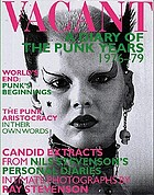 Vacant : a diary of the punk years, 1976-1979