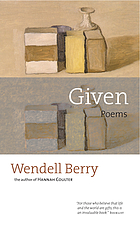 Given : new poems