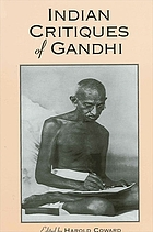 Indian Critiques of Gandhi cover image