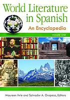 World literature in Spanish : an encyclopedia