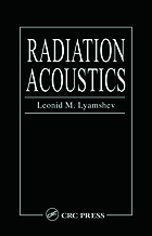 Radiation acoustics
