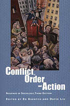 Conflict, order and action : readings in sociology