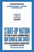 Start-up nation : the story of Israel's economic miracle