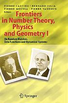 Frontiers in number theory, physics, and geometry. : II on conformal field theories, discrete groups and renormalization
