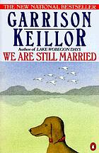 We are still married : stories and letters