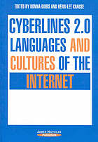 Cyberlines 2.0 : languages and cultures of the Internet