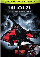 4 film favorites. Blade collection