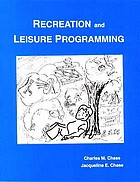 Recreation and leisure programming