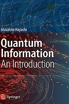 Quantum information : an introduction