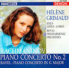Concerto for piano & orchestra no. 2 in C minor, op. 18