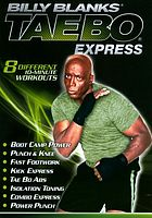 Billy Blanks. : Tae bo express 8 different 10-minute workouts