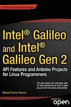 Intel® Galileo and Intel® Galileo Gen 2 : API features and Arduino projects for Linux programmers