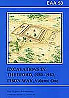 Excavations in Thetford, 1980-1982, Fison Way