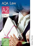 AQA A2 law student's book