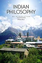 Indian philosophy : an introduction