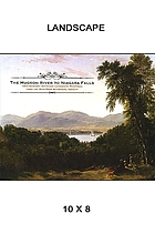 The Hudson River to Niagara Falls : 19th-century American landscape paintings from the New-York Historical Society