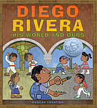 Book cover:Diego Rivera
