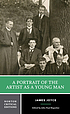 A portrait of the artist as a young man : authoritative... by James Joyce