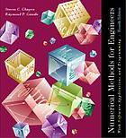 Numerical methods for engineers : with software and programming applications