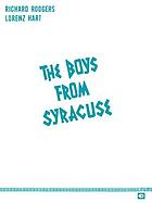 The boys from Syracuse